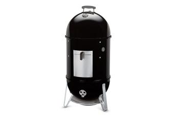 Weber | BBQ Smokey Mountain Cooker | Ø 47cm | Black 500138-31