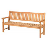 Gartenbank 4-Sitzer Comfort – FSC Teakholz – Persoon Outdoor Living