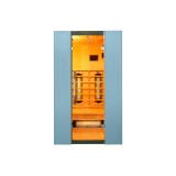 Sauna Levi 2 Plus Exklusiv-Serie Vollspektrum - Infrarotkabine 2000 Watt