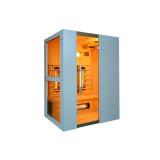Sauna Levi 3 Exklusiv-Serie Vollspektrum - Infrarotkabine 2400 Watt