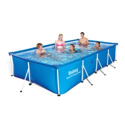 Schwimmbad Bestway Steel Pro 400 x 211 x 81 cm