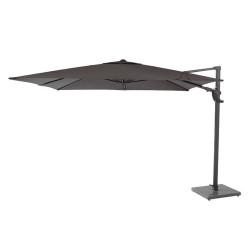 4 Seasons Outdoor   Parasol Horizon Premium 300 x 300 cm   Antraciet