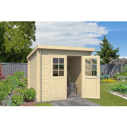 Outdoor Life Products   Tuinhuis Indi 230 x 175