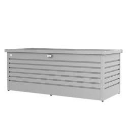 Biohort   HobbyBox 180   Zilver-Metallic
