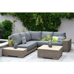 4 Seasons Outdoor | Loungeset Kingston | Pure-Teak
