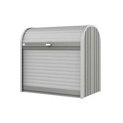 Biohort   Opbergbox StoreMax 120   Kwartsgrijs-Metallic
