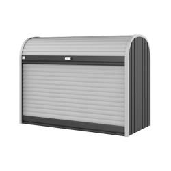 Biohort   Opbergbox StoreMax 160   Donkergrijs-Metallic