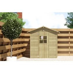 Gartenhaus / Blockhütte Fonteyn Winanda Hochdruck imprägniert