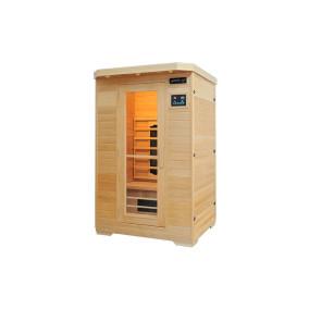 Sauna Ivar 2 Aktie Model Comfort Serie Infraroodcabines