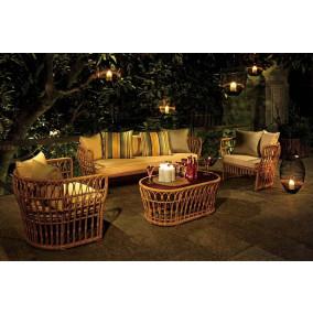 Bongo Loungebank Wicker Artie Garden Tuinmeubelen