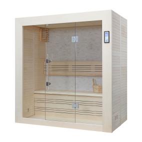 category Fonteyn Sauna Mirage 180 x 105 x 190 cm 400038-10