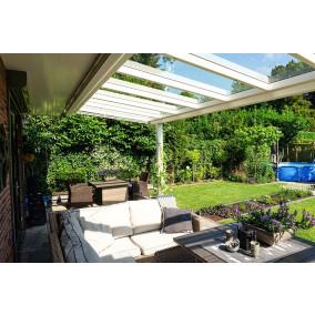 category Terrassenüberdachung Überdachung Topline mit Glas 300 x 300 cm 330212-10