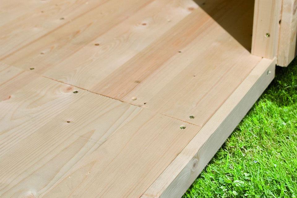 Gartenhaus Holz Imprägnieren ~ Warum wir das Fonteyn Gartenhaus Marie unter Hochdruck imprägnieren