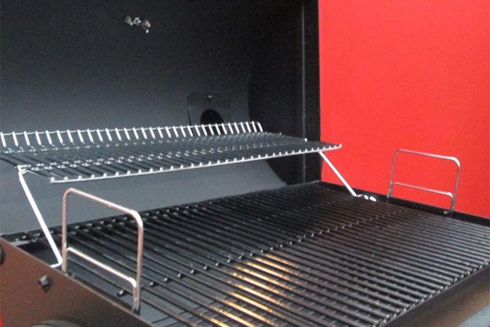Stabiler pulverbeschichteter Stahl