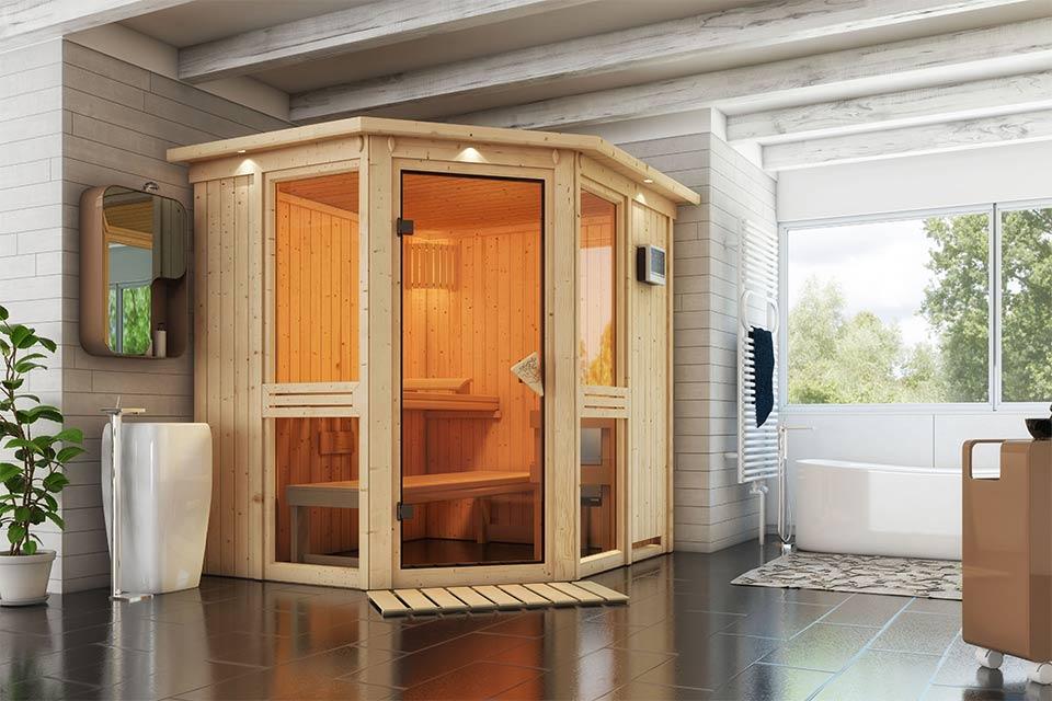 Sauna Amelia 1!