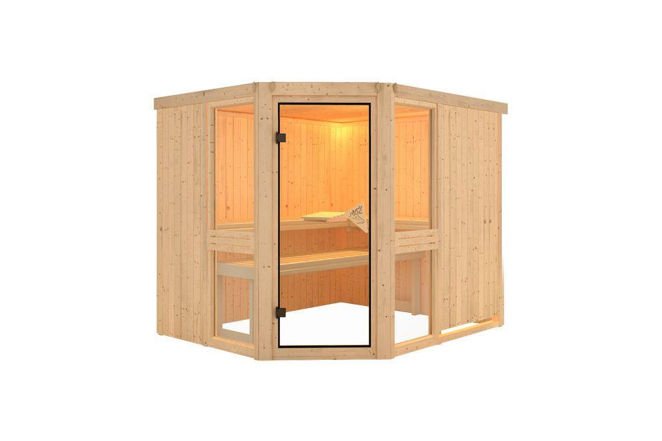 Sauna Amelia 3!