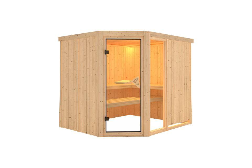 Sauna Fiona 3!