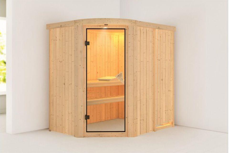 Sauna Lavea !