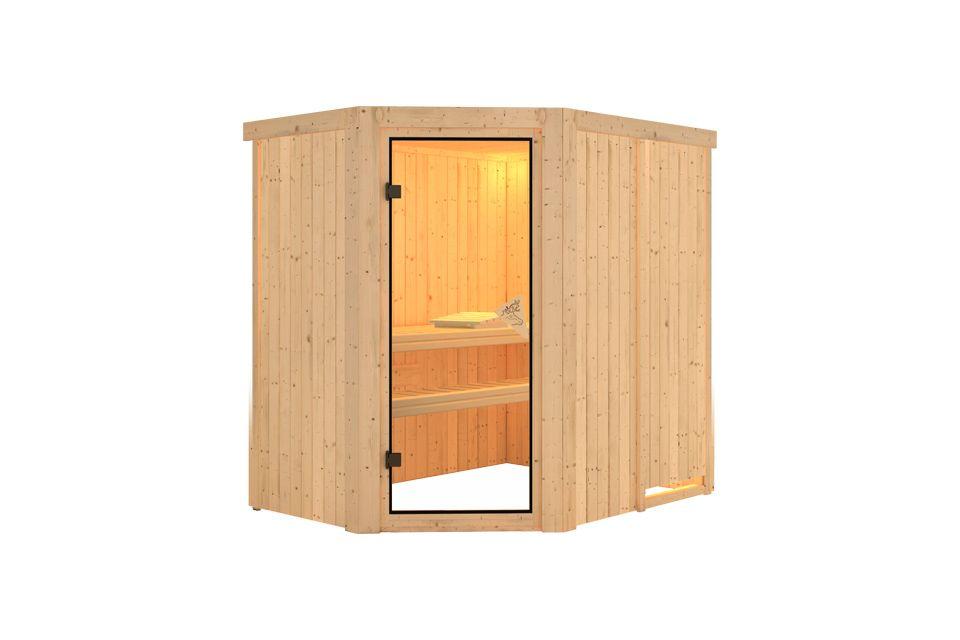 Sauna Lavea!