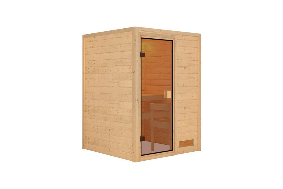 Sauna Nadja!