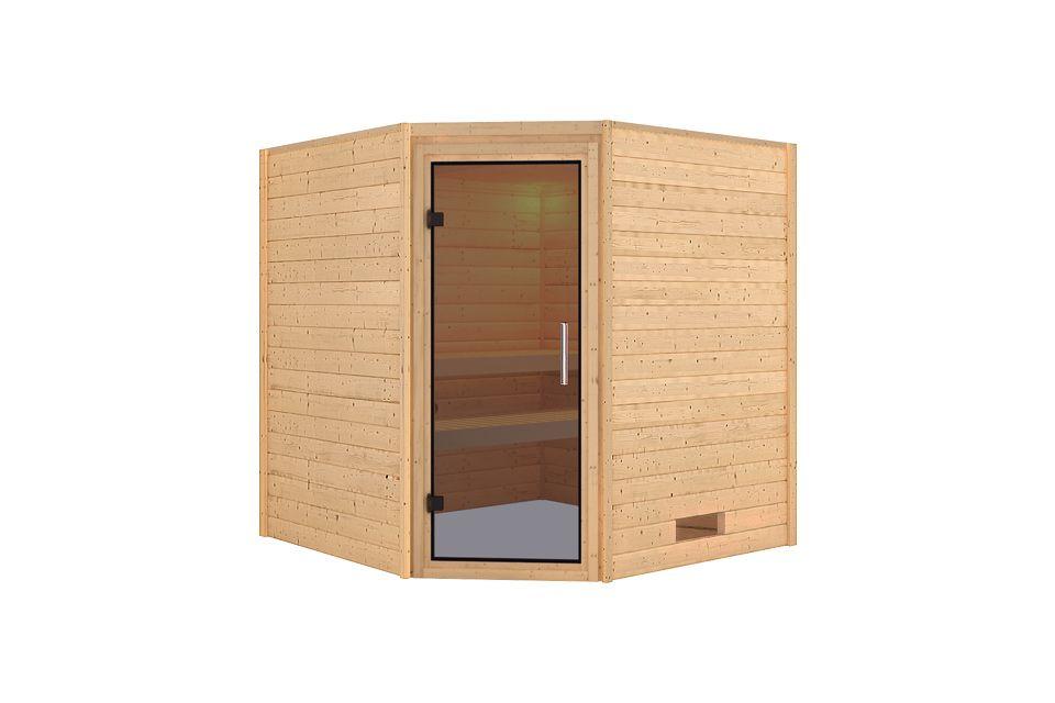 Sauna Nina!