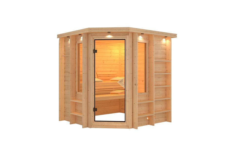 Sauna Riona!