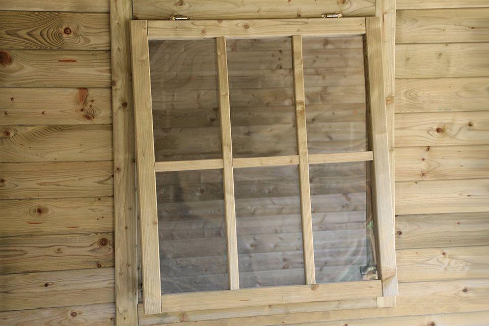 Fenster für die frische Luft