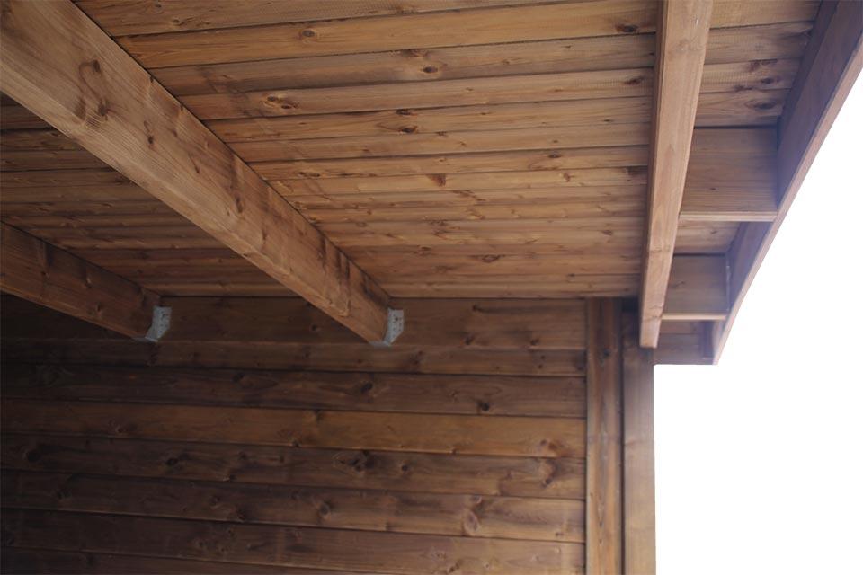 Stabile und starke Dachträger Konstruktion
