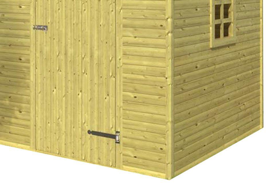 1e kwaliteit Zweeds geselecteerd grenenhout