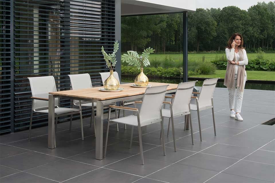 Tuinset Passion 4 Seasons Outdoor!