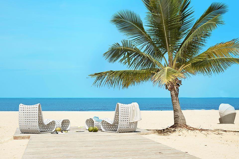 Miami Loungeset | Wicker | Artie Garden!