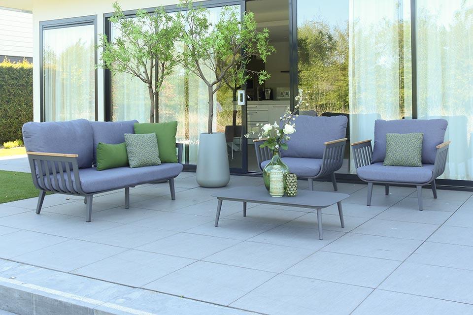 Loungeset Edge - Modern design!
