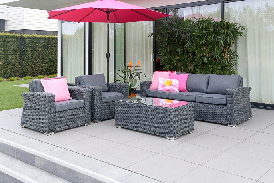 Loungeset Altona - Luxe comfort!
