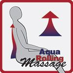 Aqua Rolling Massage™