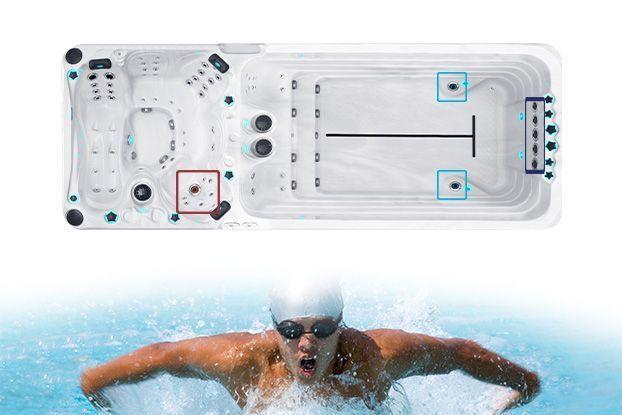 Dynamic Deep Zwemspa